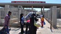 Suriyeli dönüşü sona erdi