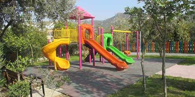 Defne'de 28 Yeni Park!