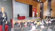 Davut Kaya  Hatay'a Geldi-gitti Konferans Verdi