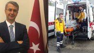 Hatay'a Yenidoğan Ambulansı