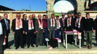 AKP İl Başkanı Erzin'de