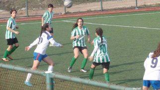 Hatay'da Kız Futbol Maçı