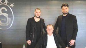 Gökhan Zan'a Galatasaray'da Görev