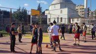 Stat yanı basket sahaları