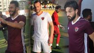 Antalya kampındaki özel maçta: