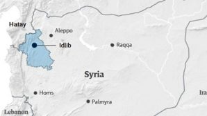 Hatay'ın kıyısındaki Suriye…