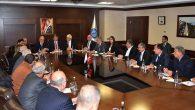 Irak'ın Ankara Büyükelçisi İTSO'da
