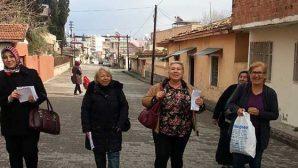 Kırıkhan CHP'de Sultan Yıldırım yeniden seçildi