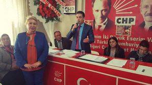 Kırıkhan- CHP Kadınlar Kolu  Kongre yaptı