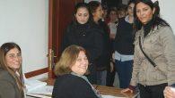 CHP'li Kadınlarda  Kongre Heyecanı