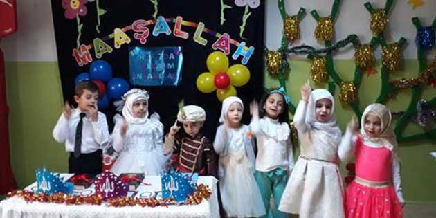 4 Yaşında Kur'an'ı Öğrendiler