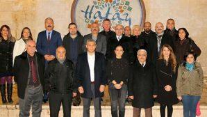 Ankara'dan Hatay'a gelen Milli Eğitim Heyeti ziyareti: