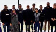 Culha'dan mağdur vatandaşa ziyaret