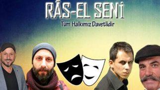 """Defne Belediyesi etkinliği """"Ras-el seni"""" yarın"""
