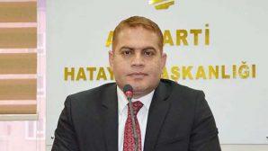 AK Parti İl Başkanı İbrahim Güler: