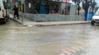 Yağış yaşamı sekteye uğrattı