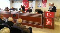 Saadet Kırıkhan'da Kongre yaptı