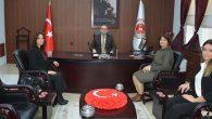 Uzlaştırma Komisyonu Ziyareti Başsavcı'ya