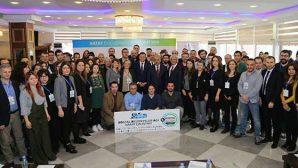 Hatay'da Sosyal Demokrat  Belediyeler Çalıştayı