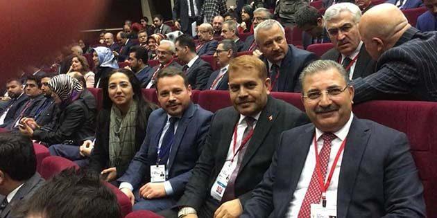 AKP Kurmayları Ankara'da