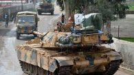 Topçu birlikleri terör mevzilerini bertaraf ediyor