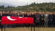 AKP Heyeti Büşra'nın cenazesinde…