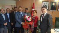 CHP il'den AKP il'e ziyaret