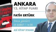 Fatih Ertürk'le İmza Günü