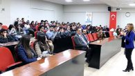 Kültür Öğrencilerine Konferans Profesör'den