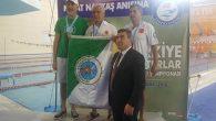 Köseoğlu'dan 4 Madalya