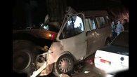 Kırıkhan'da feci kaza: