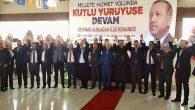 Ak Parti Reyhanlı'da Kongre yaptı