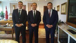 Savaş'ın Ankara temasları HADO için
