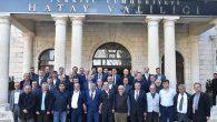 Zonguldaklı  50 Muhtar  Hatay'da