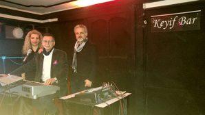 Antakya'da ilk Karaoke, Keyif Bar'da…