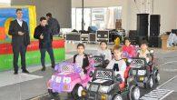 Payas Belediyesi'nden çocuklara eğlence: