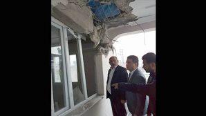 CHP İl Başkanı Reyhanlı'da