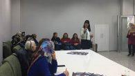 Antakya Belediyesi Hanımlar Lokalinde  Konferans