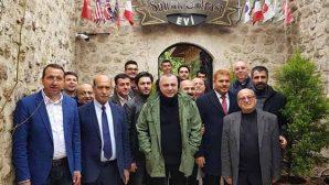 AKP'li Başkanlara dizide rol