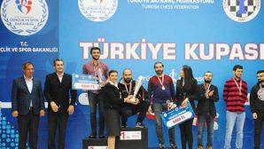 Satranç Türkiye Kupasında: