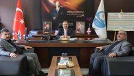 Türkmen'in ilk ziyareti Kimyeci'ye
