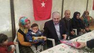 Başbakan, Elitaş'ın Taziyesinde