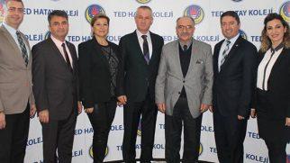 Yalvaç Ural, TED Hatay Koleji'nde