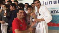 TED Yüzücüleri 20 Madalya aldı