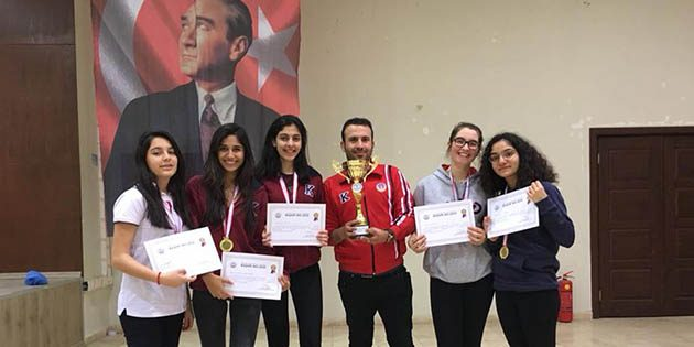 Satrançta Liseler Şampiyonu Ted Koleji