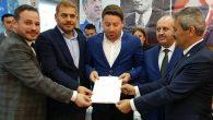AKP'de 3 ilçeye başkanlar