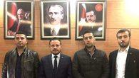 Defne AKP'de Gençlik Başkanı