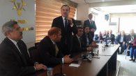 GS Bakanı Osman Aşkın Bak Hatay'da