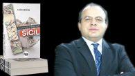 Yazarımız Fatih Ertürk'ün kitabı 'Sicil', bugün kitapçılarda