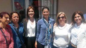 CHP'li Kadınlardan 8 Mart Mesajı: